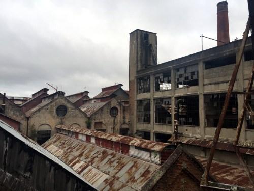 Museo de la Revolución Industrial - ex Frigorífico Anglo
