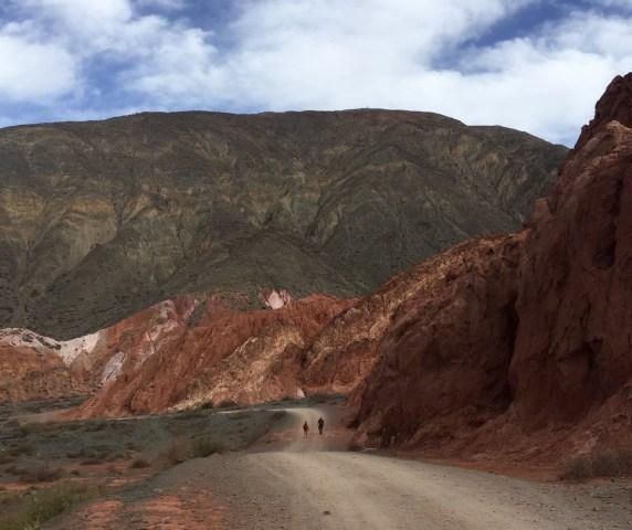 Paseo de los Colorados, Purnamarca.