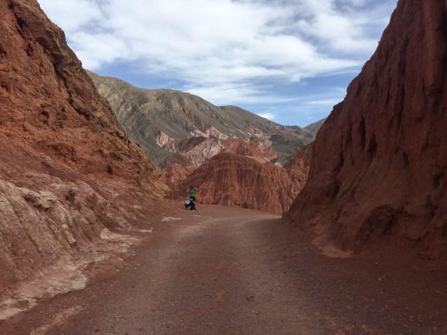 Camino de los Colorados, Purmamarca.