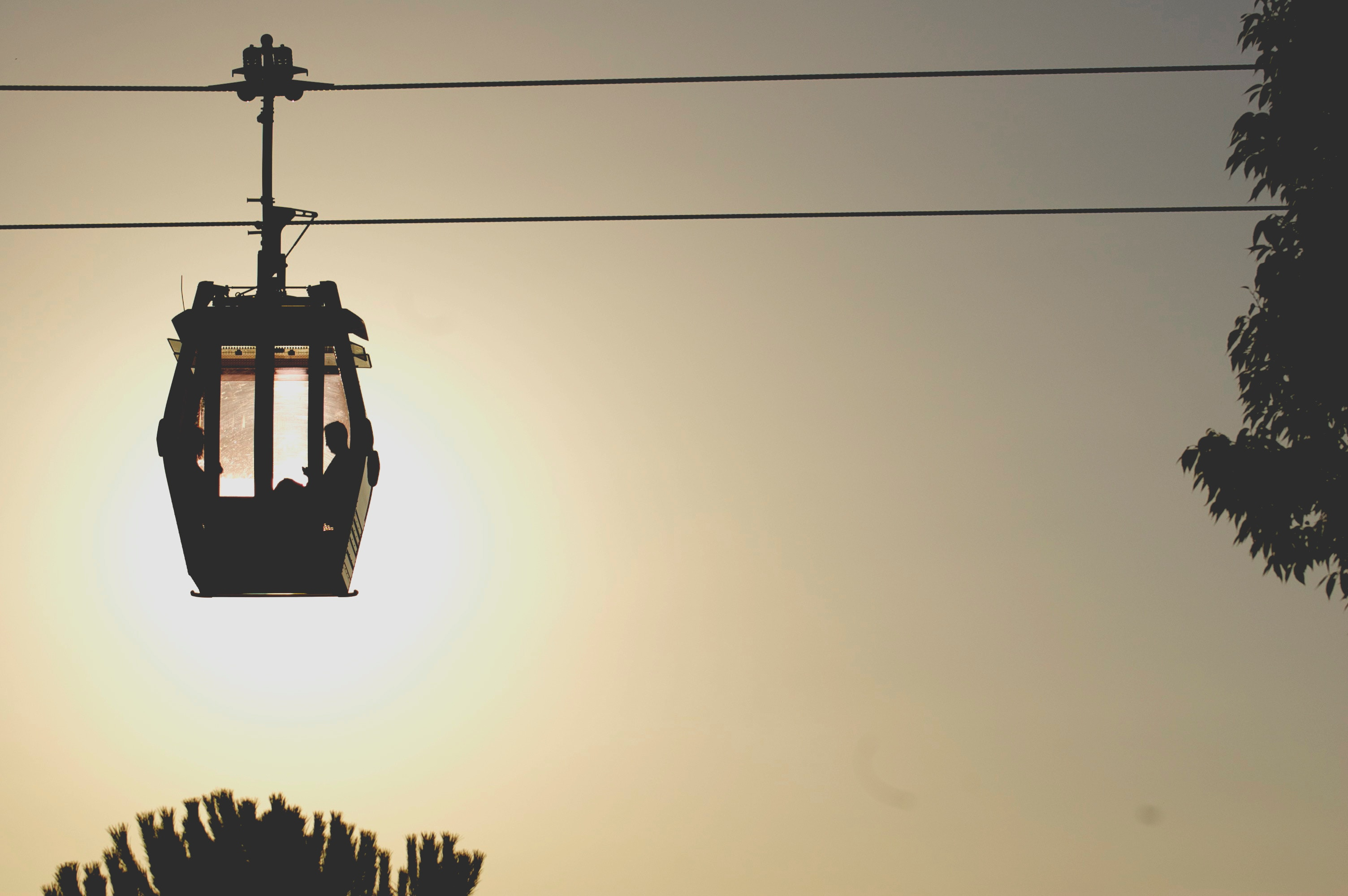 Cable Car, Barcelona