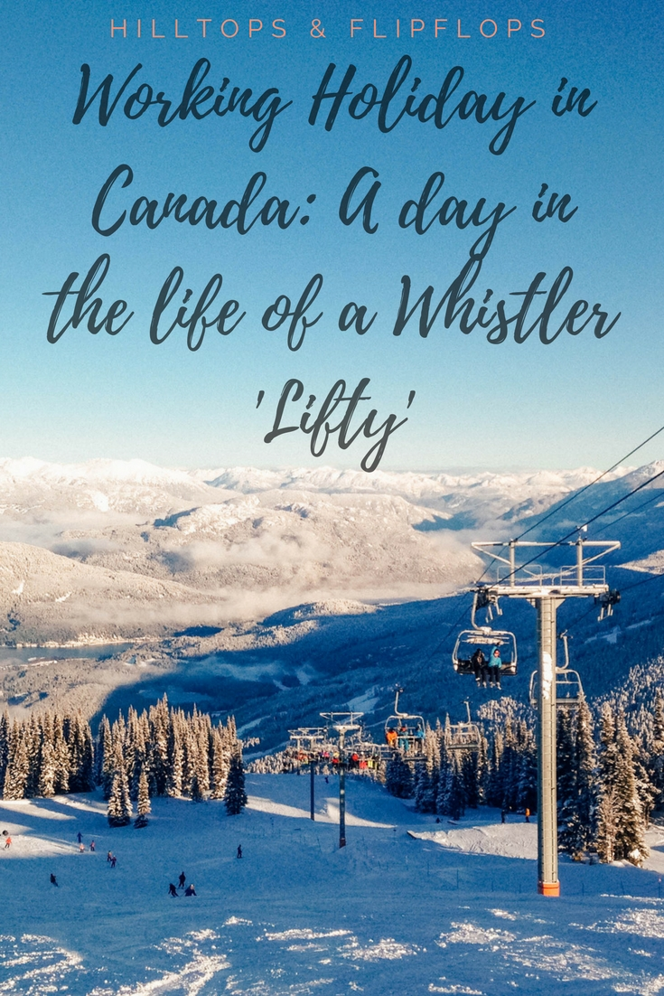 working holiday in Canada