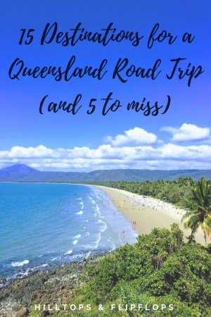 Queensland road trip