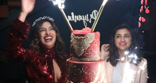Priyanka Chopra celebrates her Birthday