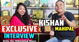 Kishan Mahipal Live : Full interview    Hillywood News show