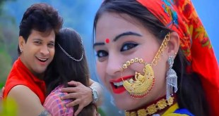 garhwali ladki, runjha video song