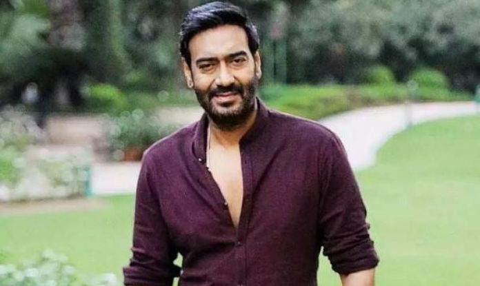 Ajay devgan new song released thahar ja