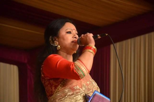 Meena Rana is the most popular female singer of uttarakhand film industry