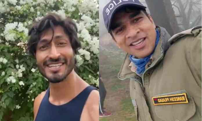 Vidyut Jammwal became a fan of Manish Pant, known as Medicine Man of Uttarakhand
