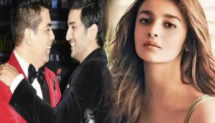 Fans listened to Alia Bhatt and Karan Johar on Sushant's death