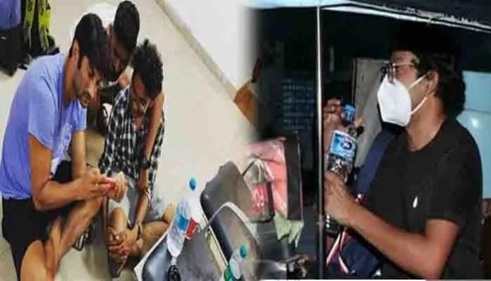 Sushant Singh Rajput के फ्लैट पार्टनर Siddharth Pithani से पुलिस ने की पूछताछ