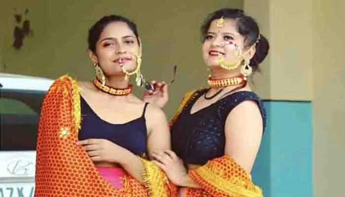 Ruchika Khantwal का मॉडर्न कुमाऊंनी लुक हुआ वायरल, Social Media पर हुईं ट्रेंड।