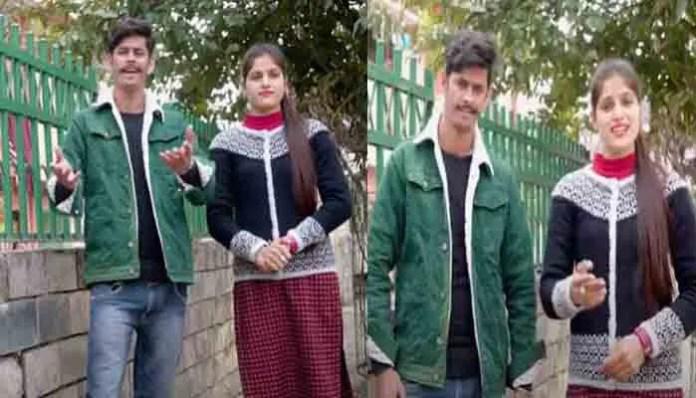संजय भंडारी और अनिशा रांगड़ की जुगलबंदी में न्यू गढ़वाली डीजे सॉन्ग टुकुर टुकुर हुआ रिलीज।