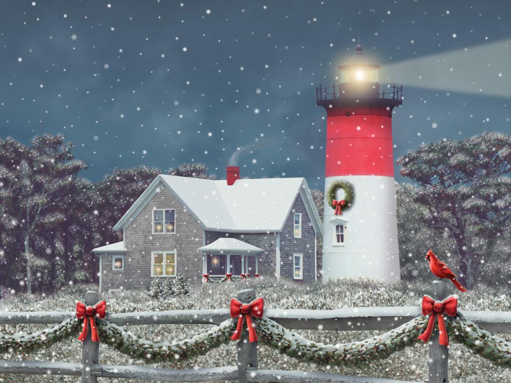 Nauset Light Christmas Hi Look Online