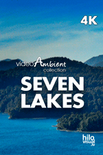 SEVEN LAKES 4K - Download Nature Video