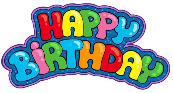 Fødselsdag Clipart - Se de mange flotte clipart du må ...