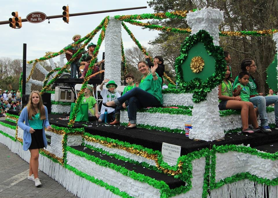 Image result for hhi st patrick's day
