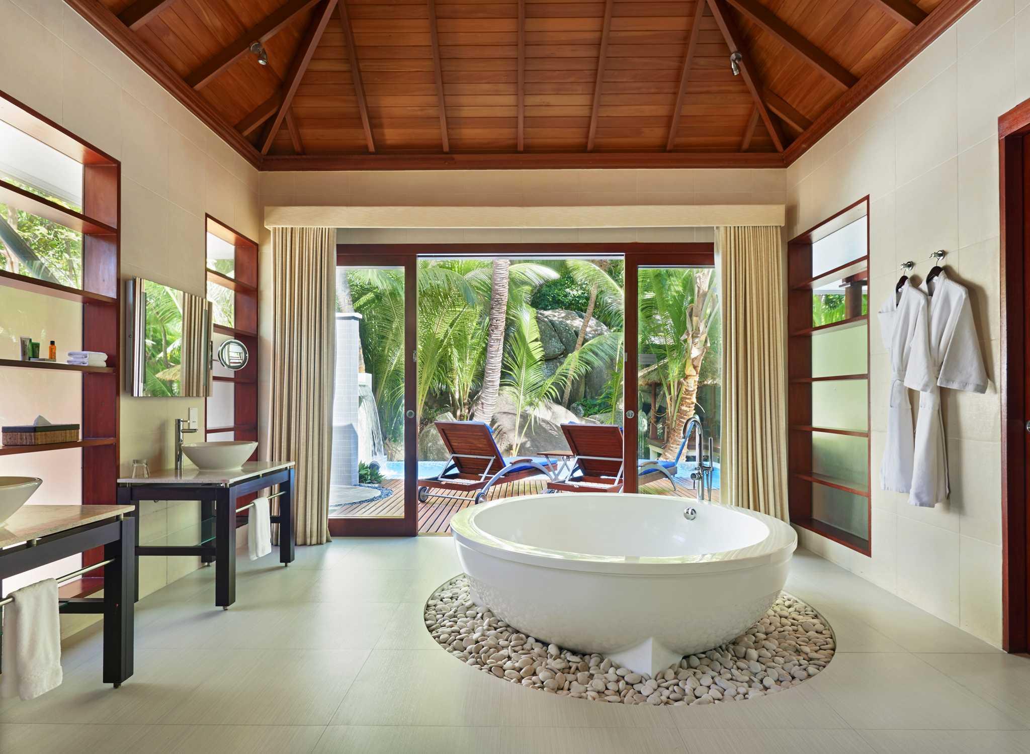 Hilton Seychelles Labriz Resort Amp Spa Hotels Auf Den