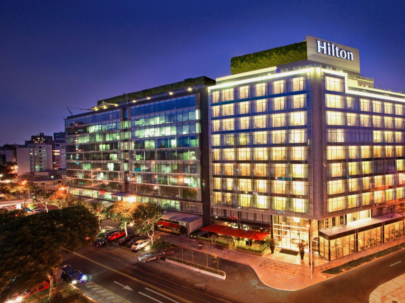 Hotel Hilton Lima Miraflores no Peru