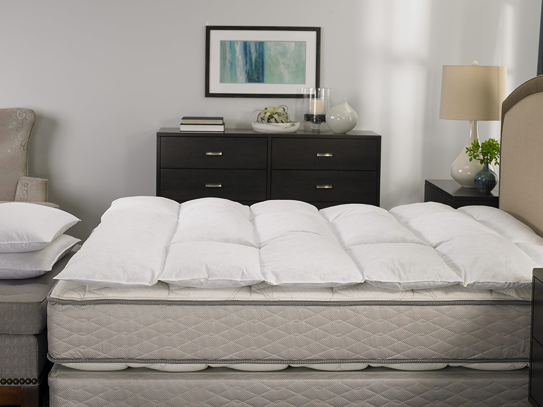 Featherbed Hilton To Home Hotel Collection
