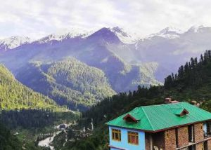 Parvati Valley - Kheerganga