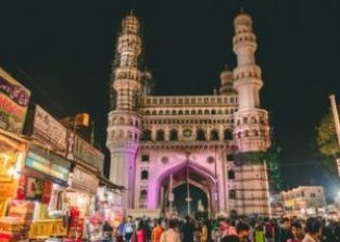 Hyderabad -Stroll In Young Telangana's Nucleus City 2