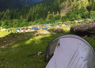 Khirganga National Parkin Himachal Pradesh