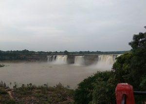 The Chitrakoot Falls - Niagara Falls of India 1