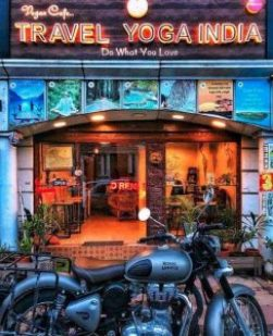 Cafes With Travel Vibes In Delhi 4