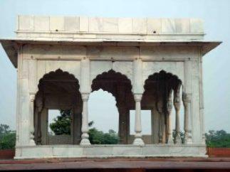 hira mahal red fort delhi