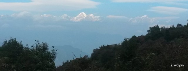 The high himalaya - Langtang?