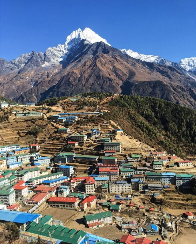 Namche - PC: Brian Fagin