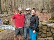 Seven Hills Teamates Adam and Heather