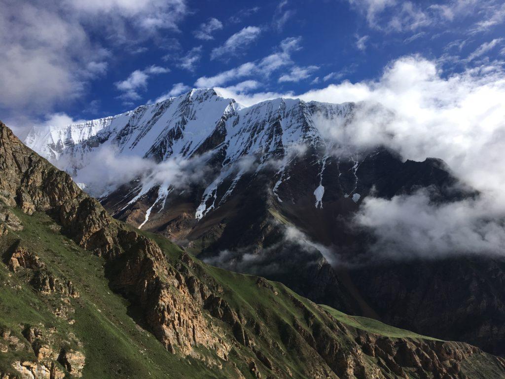 Mt. Kanjiroba 6,883 m