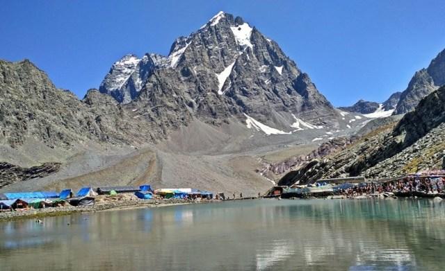 Manimahesh Lake