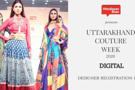 Uttarakhand Couture Week Digital
