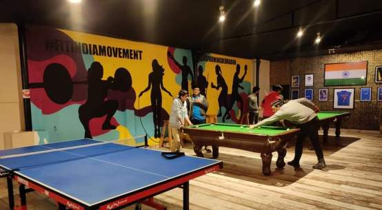 Urban Sports Bay Sports Lounge