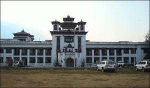 election comission building