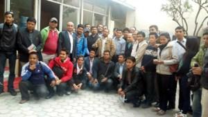 Nepal Press Socity 1
