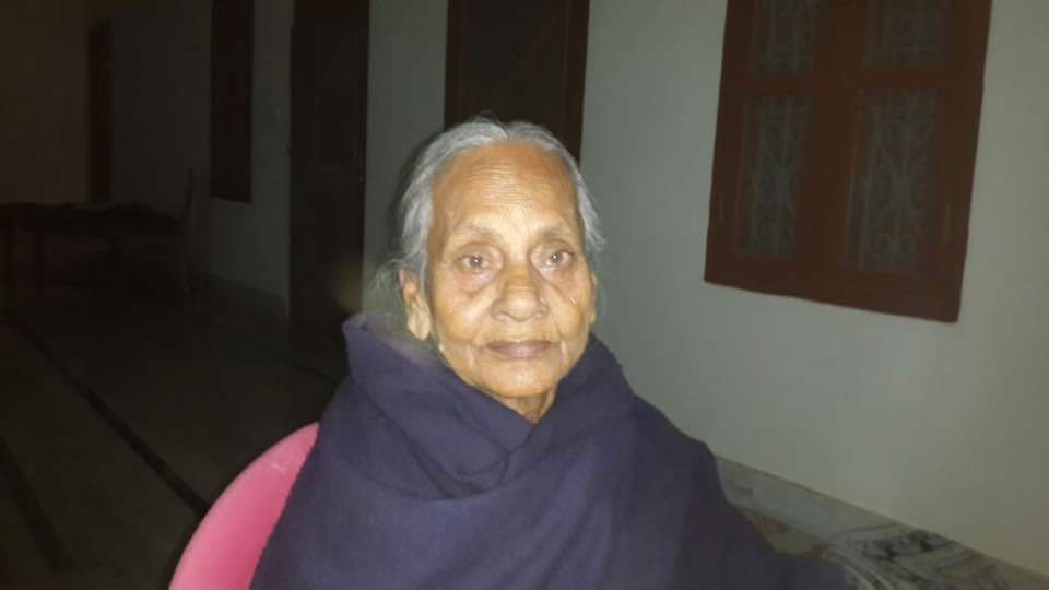 mother of praveen mishra