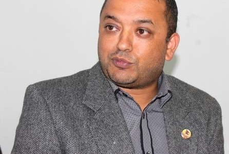 Gagan-Thapa-speech