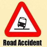 नवलपरासी  बस दुर्घटना में पाँच की माैत ५१ घायल