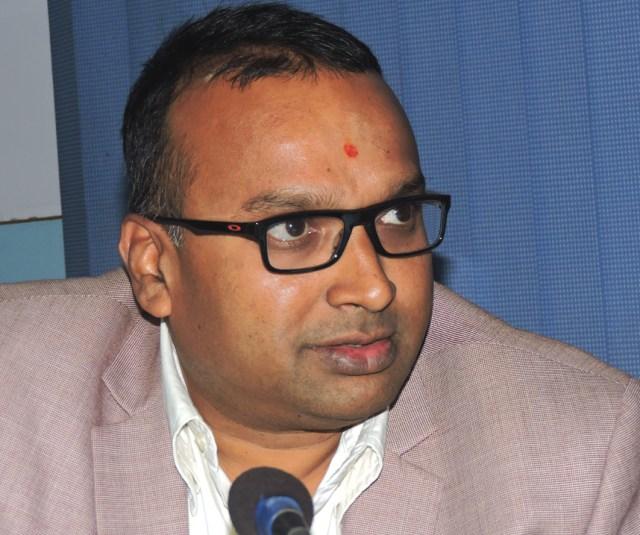 Manoj Kumar Das