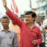 अजय द्विवेदी एक हफ्ता के लिए पार्टी सभापति से निलम्बित