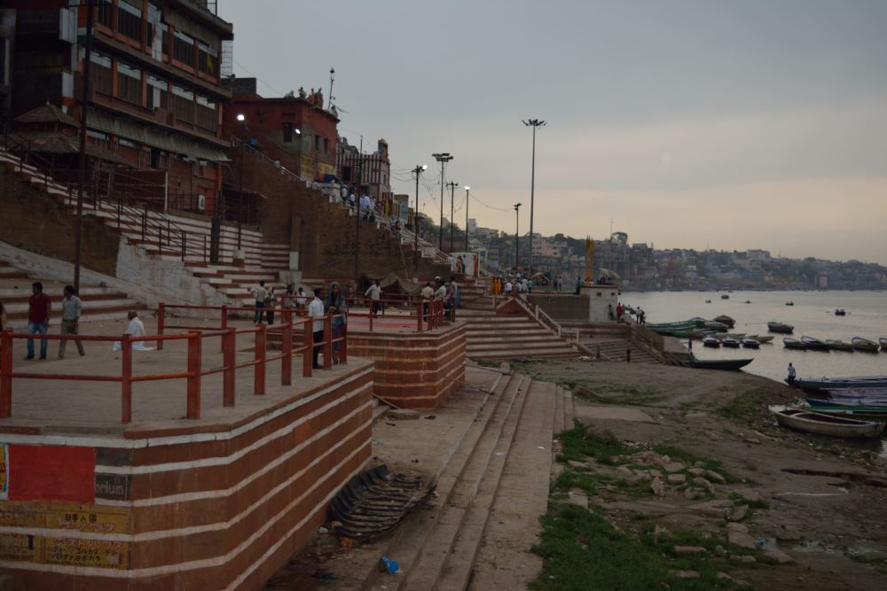 Harishchandra Ghat, Benares