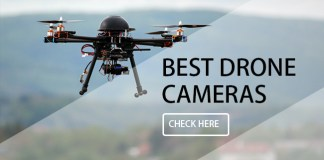 Best Drone Cameras 2017