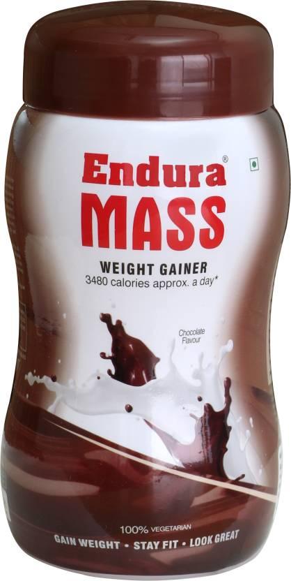 Endura Mass Weight