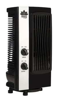 Bms Lifestyle Tf-101 Portable Mini Revolving & Oscillating Tower Fan