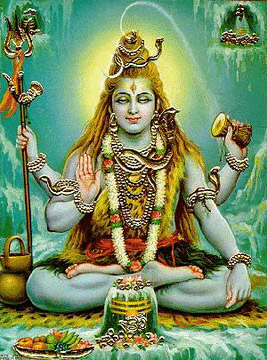 Shiva - Yoga and Tantra God