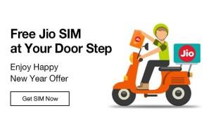 Free Jio SIM