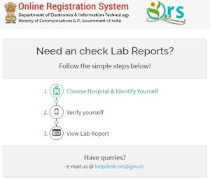 Check Lab Reports